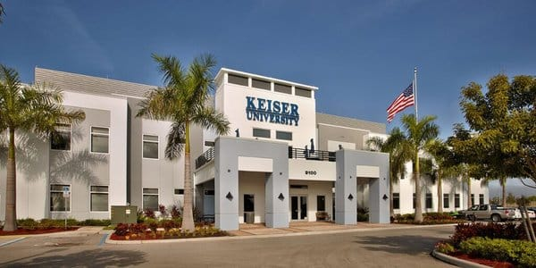 keiser university bsn degrees in florida