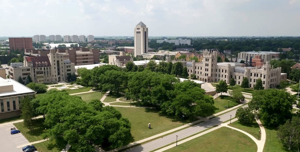 Northern Illinois University accelerated bsn school