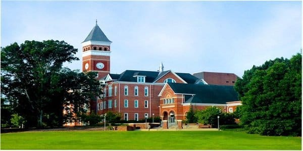 Clemson University accelerated bsn courses