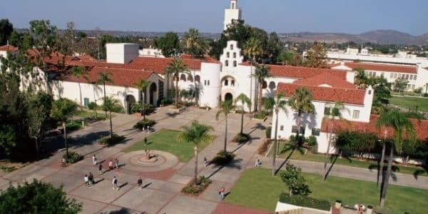 san diego state university bsn program in california