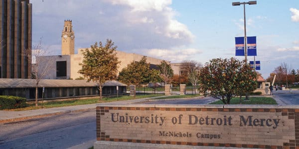 university of detroit mercy best rn to bsn course