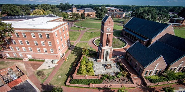 Campbell University Best BSN School in North Carolina