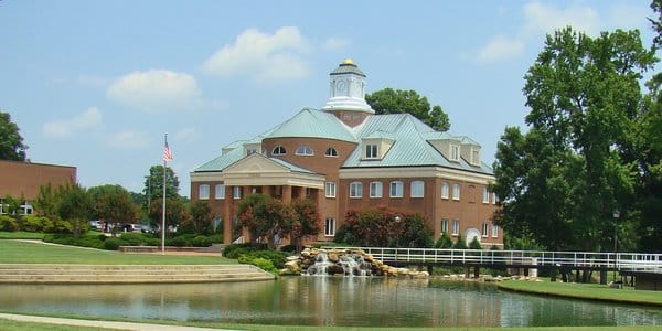 Wingate University Best BSN Degree in North Carolina