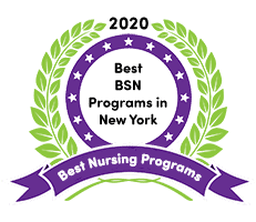 best bsn programs in new york