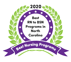 rn to bsn programs in north carolina