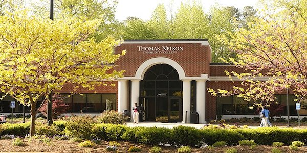 Thomas Nelson Community College Nursing Schools in Virginia Beach